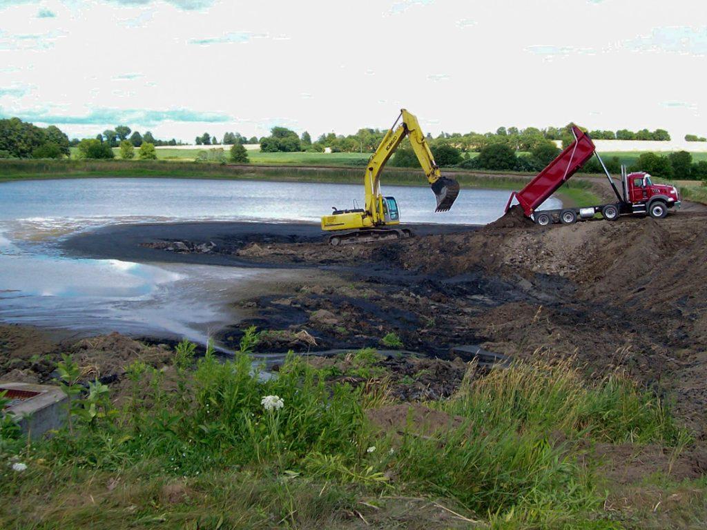 Waste Lagoon Conversions to Wildlife Habitats
