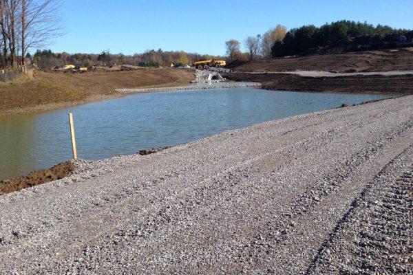 Savoia Develepment Storm Pond